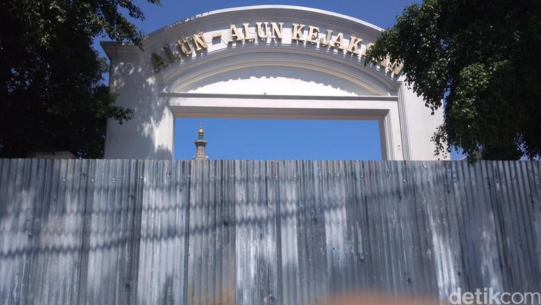 Target Desember Selesai, Revitalisasi Alun-alun Cirebon Dimulai