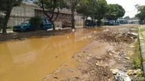 Kondisi Terminal Bubulak Bogor Rusak Berlubang, Kalau Hujan Jadi Kolam