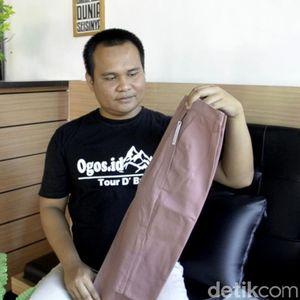 Resign dari Bank, Pria Ini Bisnis Celana Perempuan Via Online