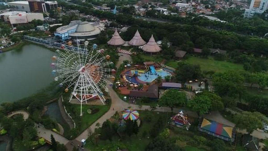 Taman Legenda: Liburan ala Jurassic Park di Jakarta