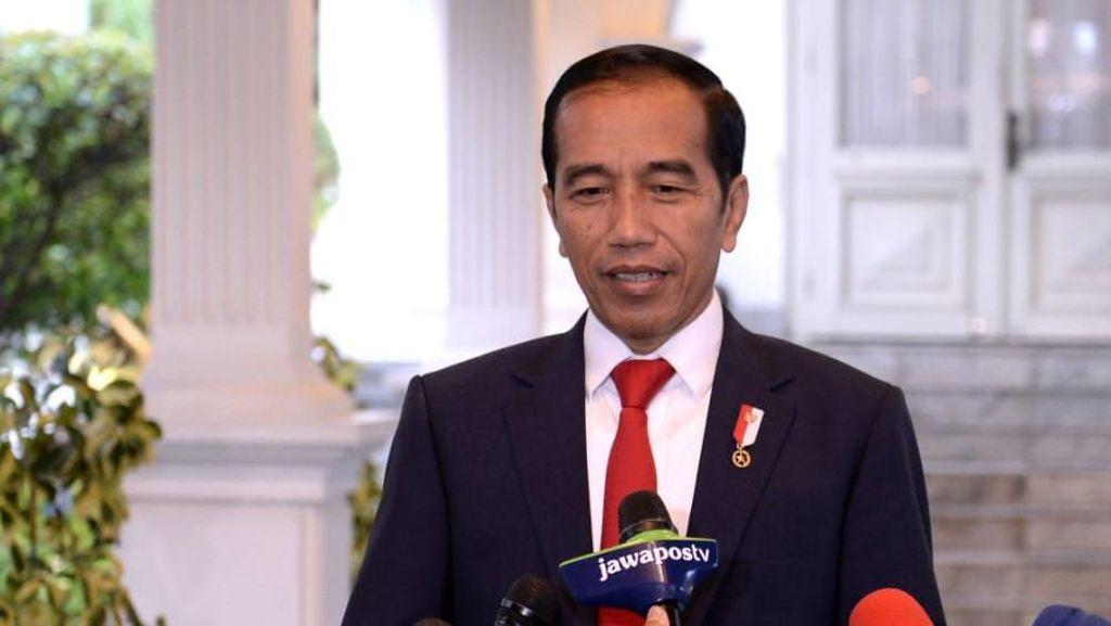 Jokowi Ditantang Tak Pikirkan Politik Terbitkan Perppu KPK