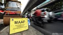 Pemprov DKI Jamin Penataan PKL di Trotoar Tak Rampas Hak Pejalan Kaki