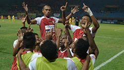 Persipura Syukuri Hasil Imbang Lawan Borneo FC