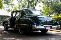 Mengenal Buick Super 1949, Mobil Dinas Kepresidenan Era Sukarno