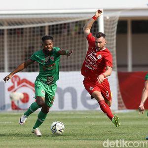 Persija Vs Kalteng Putra: Macan Kemayoran Hantam Enggang Borneo 3-0