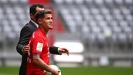 Dear Coutinho, Rivaldo Punya Saran soal Masa Depan Nih