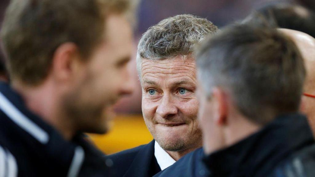 Solskjaer Tantang Pemain MU Cetak Gol Kemenangan atas Liverpool
