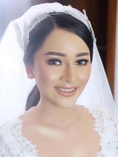 Foto Mutia Ayu ini ditayangkan atas seizin makeup artist Andruw Spun (Foto: dok. Pribadi Andrew Spun)