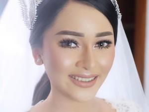 Makeup Artist Ungkap Permintaan Mutia Ayu Saat Menikah dengan Glenn Fredly