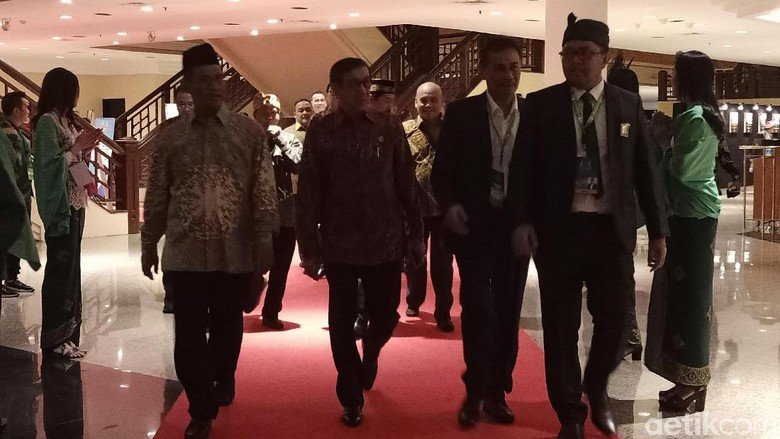 Menteri Luhut, Yasonna, hingga Puspayoga Hadir di Muktamar V PKB