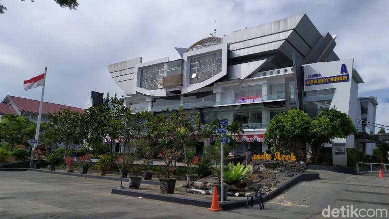 Balaikota Banda Aceh (Agus Setyadi/detikTravel)