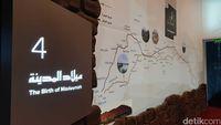 Museum Baru di Makkah Simpan Kisah Rasulullah dan Sahabat