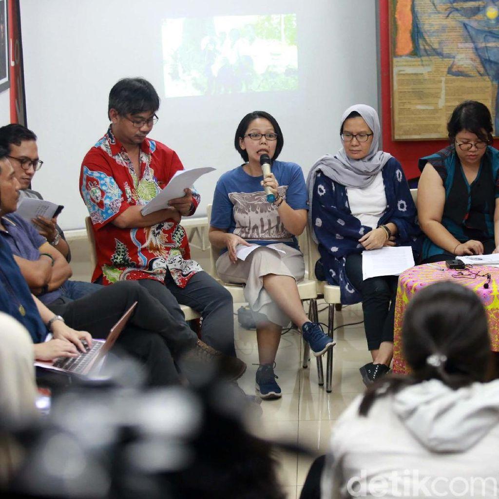 Solidaritas Bersama Hentikan Diskriminasi ke Papua