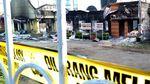 Dampak Kerusakan Usai Aksi Massa di Manokwari