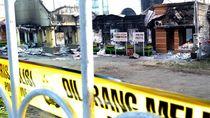Polisi Buru Pelaku dan Provokator Pembakar Gedung MRP Manokwari