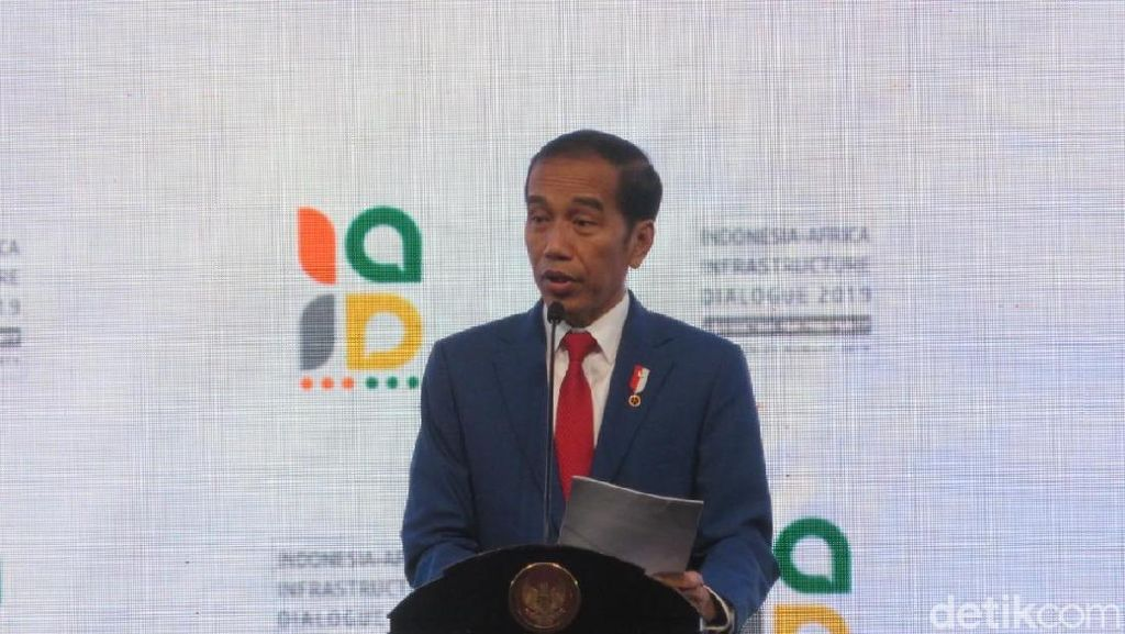 Jokowi ke Negara-negara Afrika: Indonesia is Your True Partner