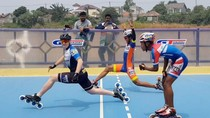 Intip Serunya Kejuaraan Sepatu Roda Vini Vidi Vici