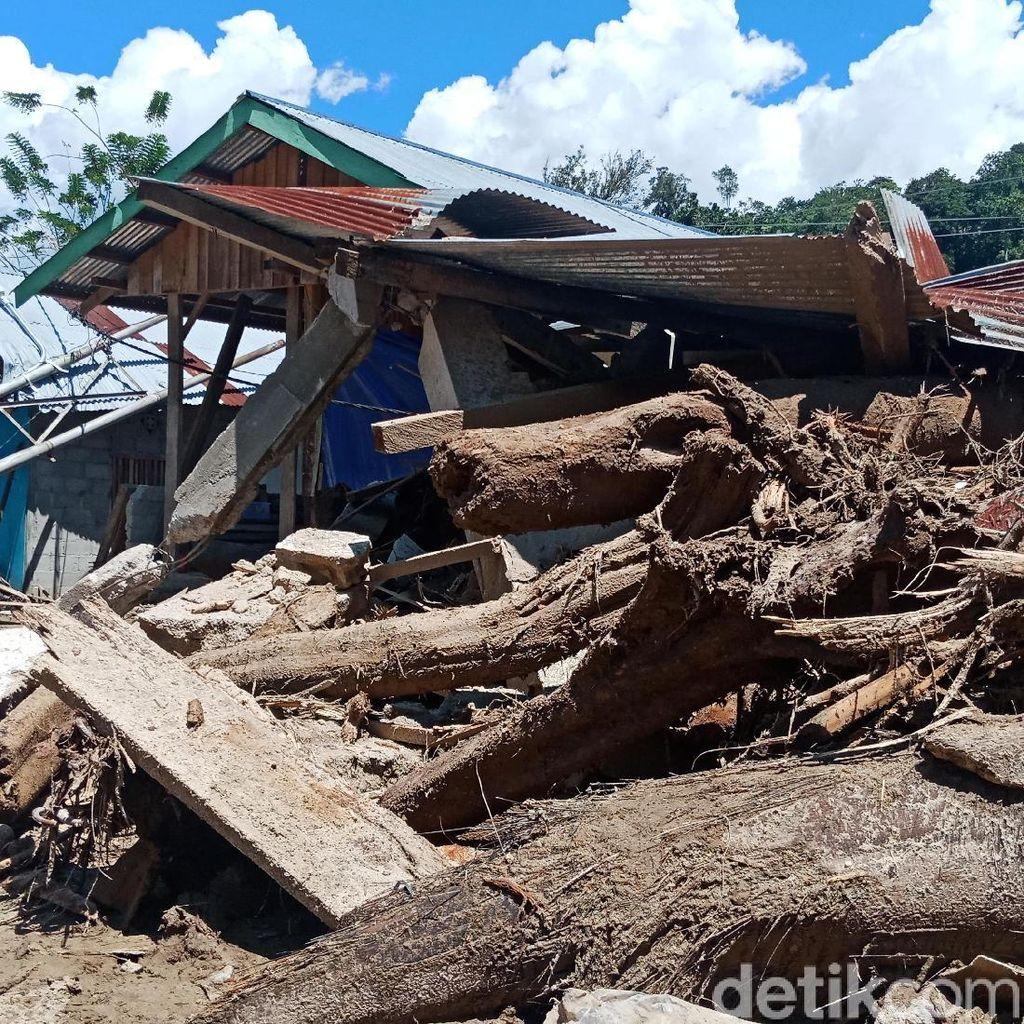 Bupati Sigi Sebut Pembalakan Liar Jadi Penyebab Banjir
