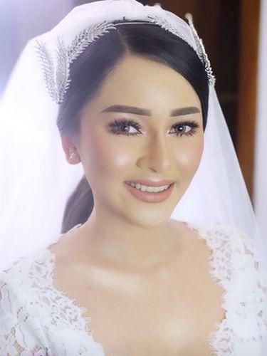 Terungkap Penampilan Flawless Mutia Ayu, Istri Glenn Fredly Saat Menikah