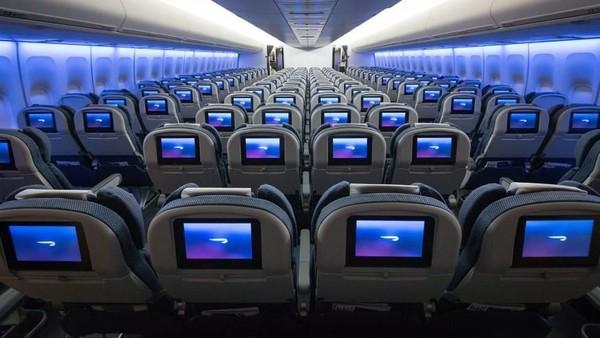 British Airways mengoperasikan Boeing 747 dan Boeing 777-200 untuk layanan Bandara Heathrow ke Bandara JFK (British Airways/CNN)