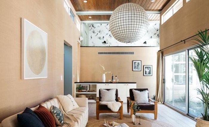 Harga rumah ini pada bulan April sebesar US$ 2,34 juta. Setelah memberikan sejumlah potongan harga, rumah itu kini bernilai US$ 2,17 juta. Istimewa/Mansionglobal.