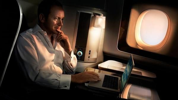 Rute JFK-LHR dari British Airways menghasilkan lebih dari USD 1,15 miliar atau setara Rp 16,4 triliunan antara April 2018 dan 2019. Maskapai itu menangkap bagian terbesar dari pelanggan premium di rute ini (British Airways/CNN)