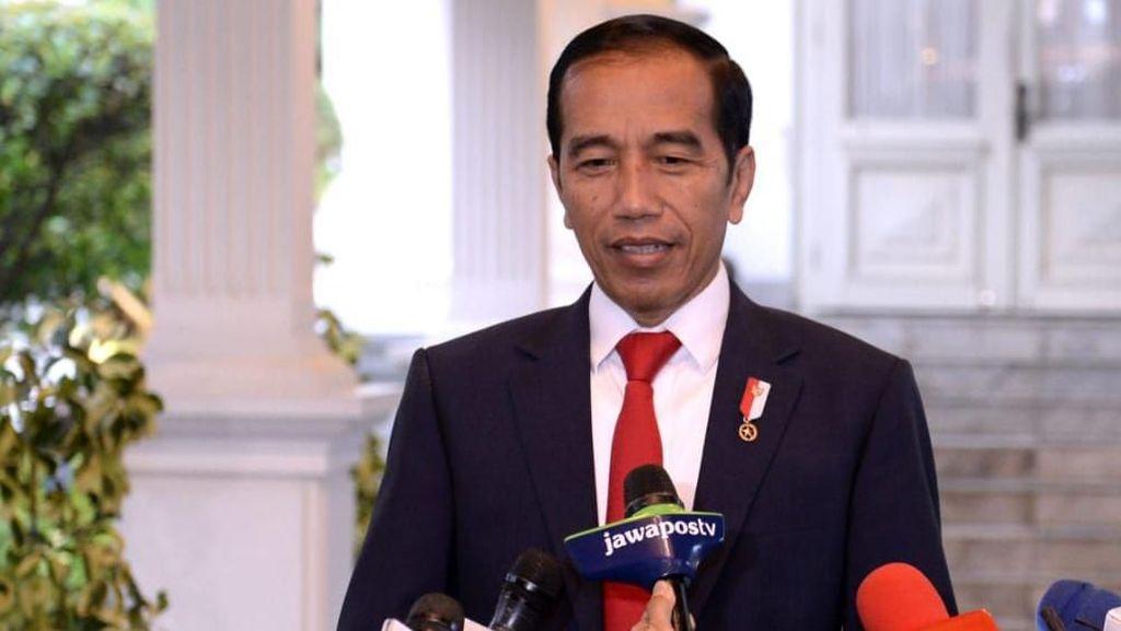 Jokowi: Jangan Kufur Nikmat soal Pertumbuhan Ekonomi Indonesia