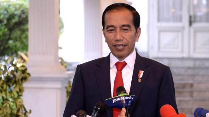 Presiden Joko Widodo (Kris/BPMI Setpres)