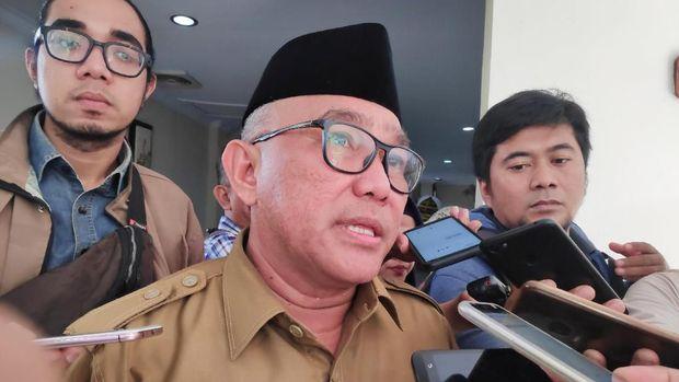 Wali Kota Depok KH M Idris Abdul Somad.