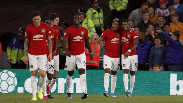 Wenger Anggap MU Bukan Kandidat Juara Liga Inggris