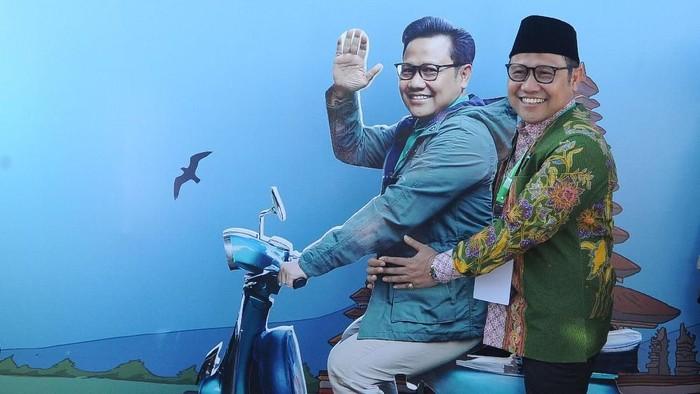 Muhaimin Iskandar (Cak Imin) (Antara Foto/Fikri Yusuf)