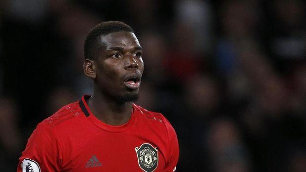 Paul Pogba dikabarkan tidak lagi betah di Manchester United.