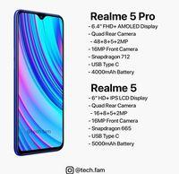 Realme 5 Pro Masuk Ri 19 September Ini Spek Kecanggihannya