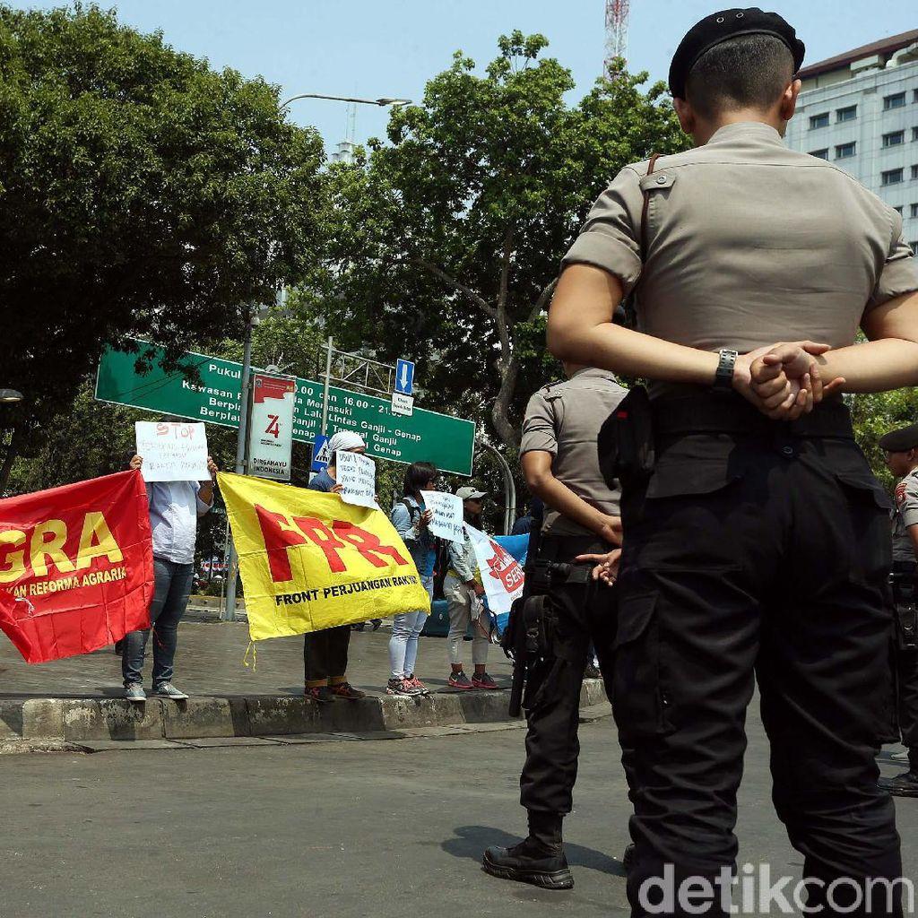 FPR Indonesia Gelar Aksi di Depan Istana