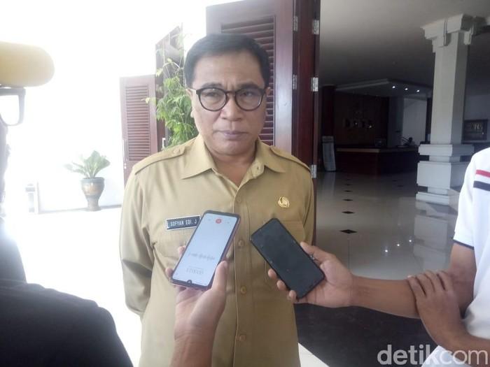 Wawali Kota Malang Sofyan Edi Jarwoko (Muhammad Aminudin/detikcom)