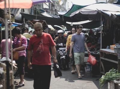 Petak Sembilan, Pasar Legendaris di Pecinan Jakarta