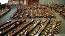 Di Tengah Badai Kritik, Hari Ini DPR Gelar Paripurna Sahkan 5 Pimpinan KPK
