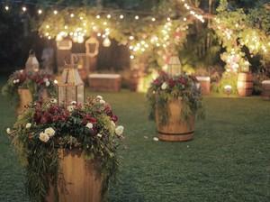 Inilah Taman Kajoe, Tempat Pernikahan Romantis Glenn Fredly dan Mutia Ayu