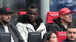 Tangis Bahagia Ibunda Iringi Kepulangan Balotelli ke Brescia