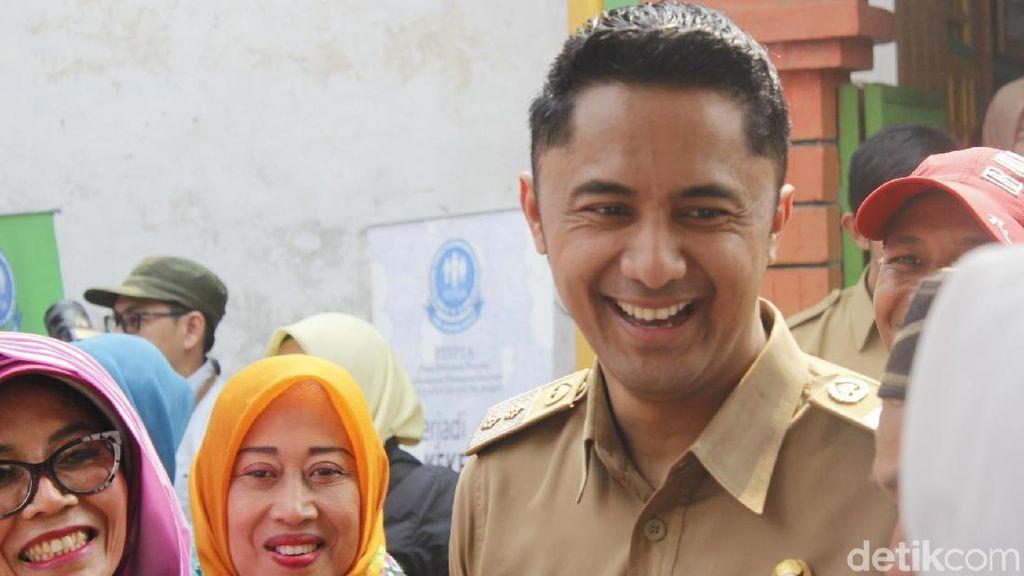 PDIP Jabar: Hengky Kurniawan Memberikan Energi di Bandung Barat