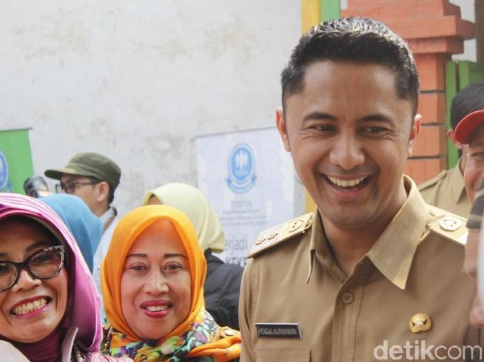 Wabup Bandung Barat Hengky Kurniawan