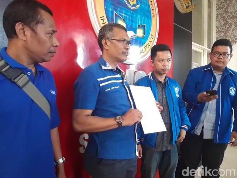 UAS Resmi Dilaporkan GAMKI Jatim Soal Lambang Salib