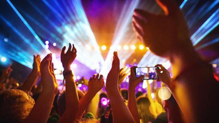 Pelecehan Seksual di Konser