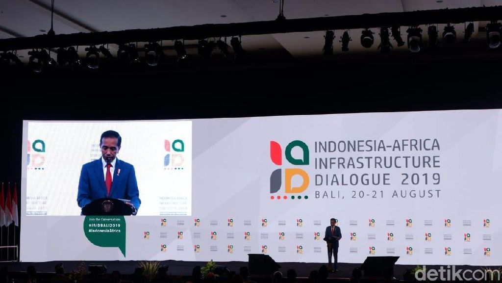 RI Mau Bangun Infrastruktur di Afrika, Jokowi: Kami Berpengalaman