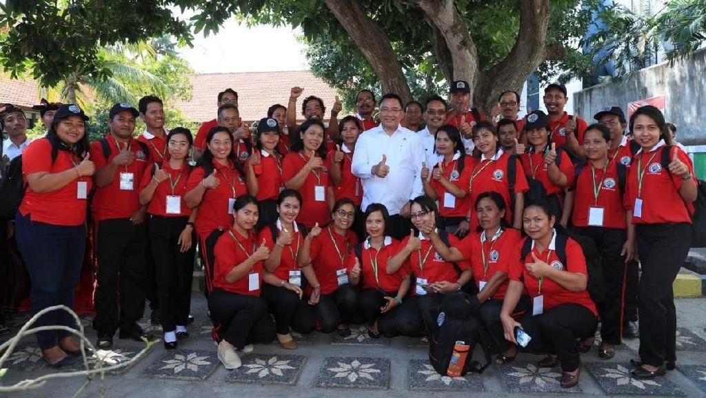 Mendes Sarankan Dana Desa buat Bangun Toilet di Desa Wisata