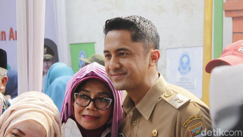 Hengky Kurniawan Siap Jadi Tour Guide Bandung Barat