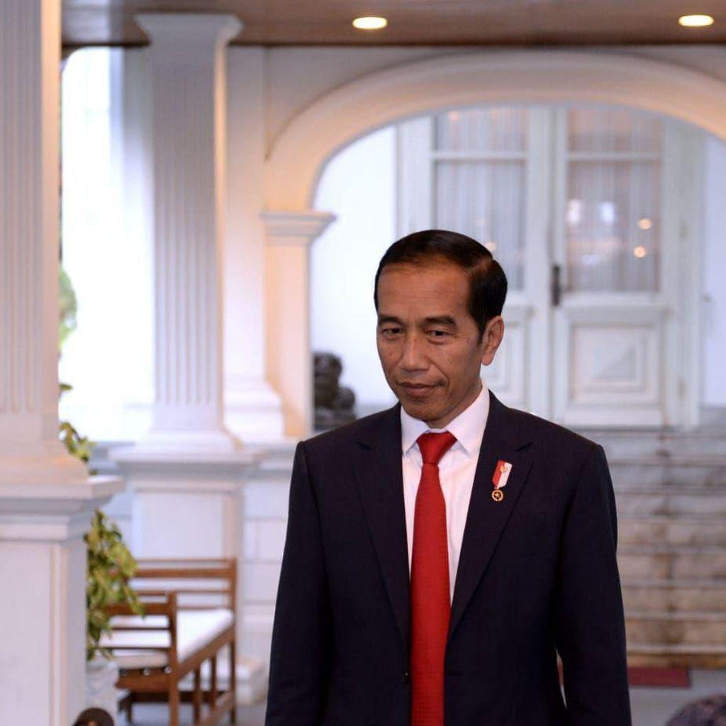 Versi Survei Kompas, Tingkat Kepuasan ke Jokowi di Bidang Hukum Paling Rendah