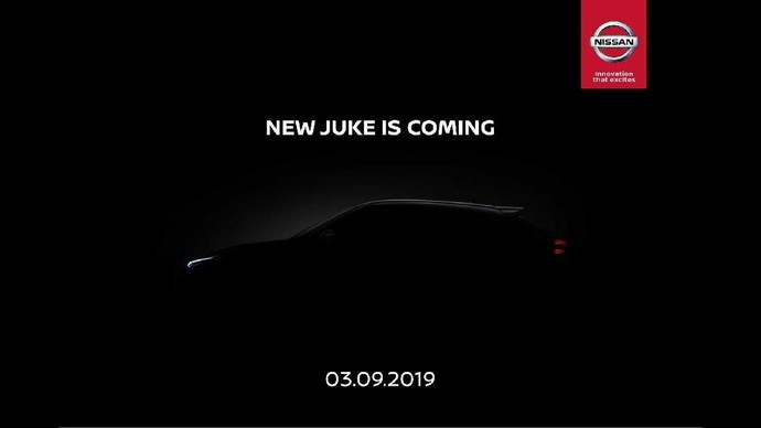 Wajah Baru Nissan New Juke
