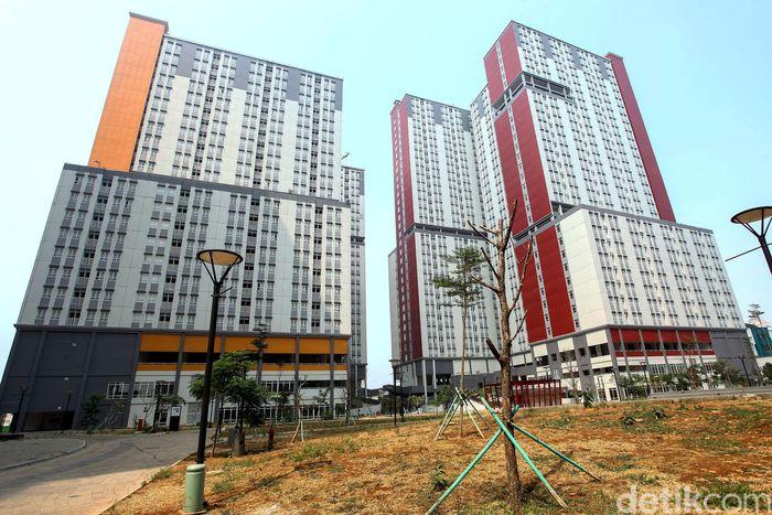 Para PNS akan menempati wisma berbentuk rumah susun tersebut dengan status sewa. Hal ini diungkapkan oleh Direktur Barang Milik Negara Direktorat Jenderal Kekayaan Negara Encep Sudarwan.