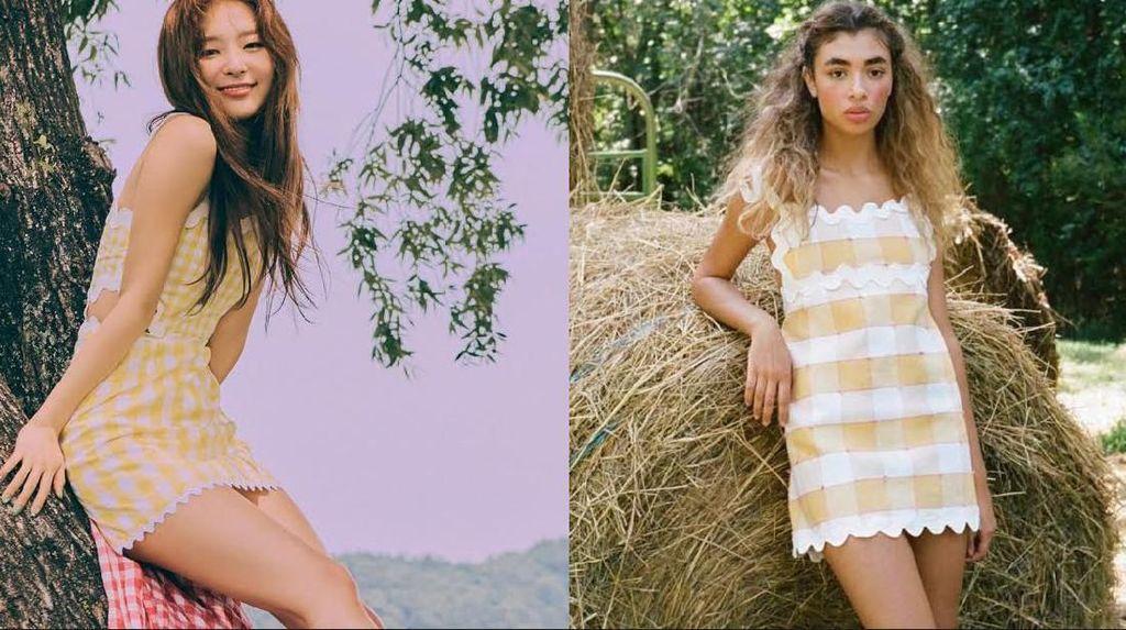 Girlband Red Velvet Dituding Jiplak Karya Desainer New York